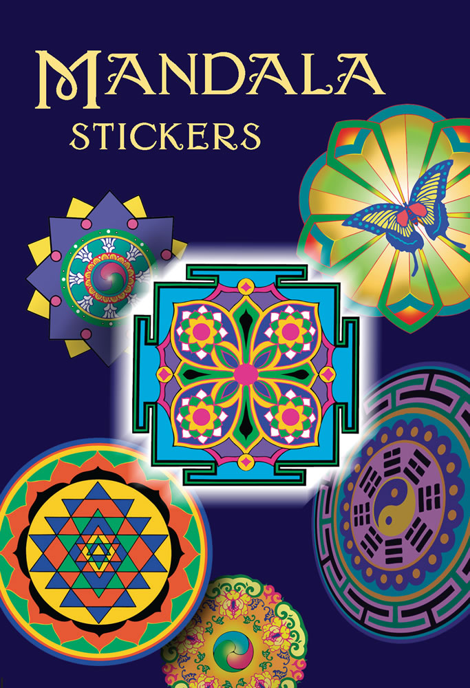Mandala Stickers