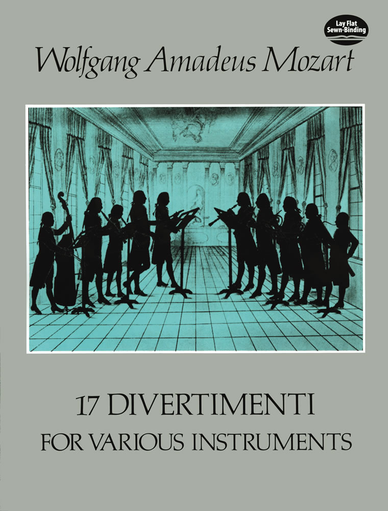 17 Divertimenti for Various Instruments