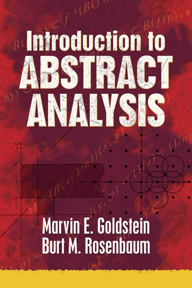 Introduction to Abstract Analysis