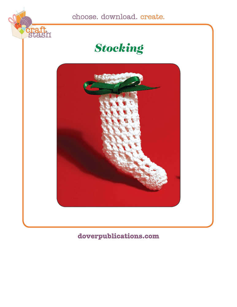 Stocking (digital pattern)