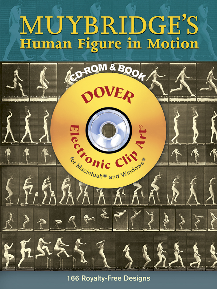 Muybridge's Human Figure in Motion CD-ROM and Book