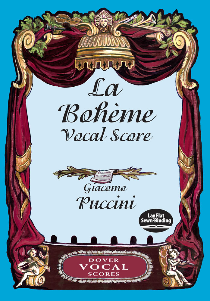 La Bohème Vocal Score
