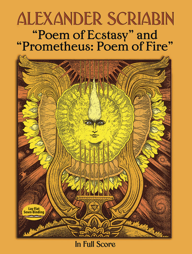 Poem of Ecstasy and Prometheus: Poem of Fire: In Full Score