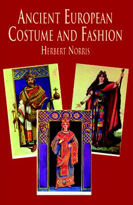 Ancient European Costume and Fashion (eBook)