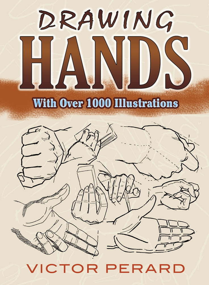 Drawing Hands: With Over 1000 Illustrations (eBook)