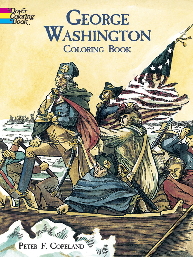 George Washington Coloring Book