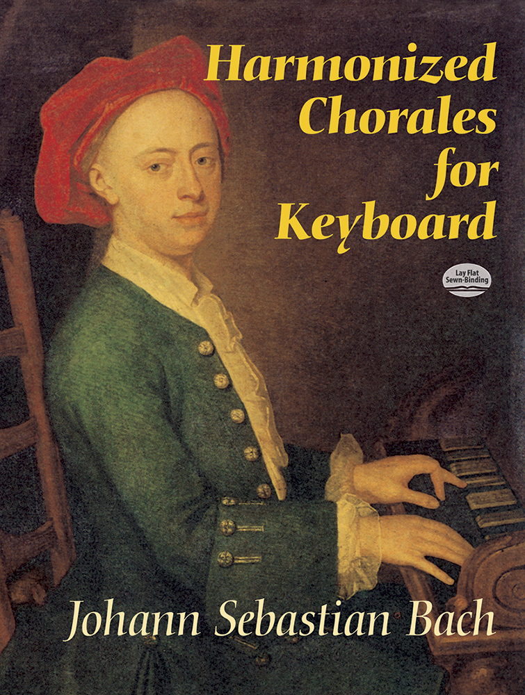 Harmonized Chorales for Keyboard