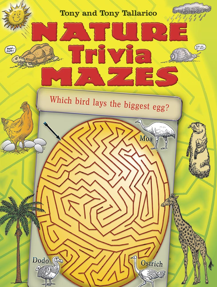 Nature Trivia Mazes