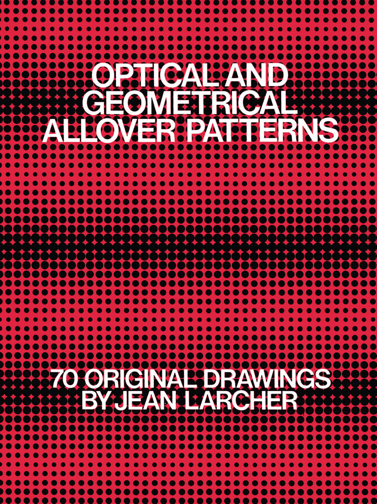 Optical and Geometrical Allover Patterns (eBook)