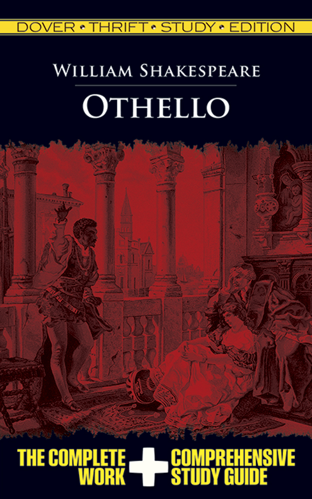 Othello Thrift Study Edition