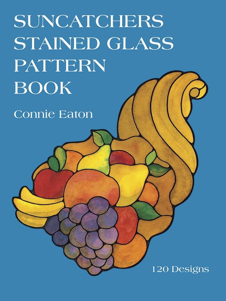 Suncatchers Stained Glass Pattern Book