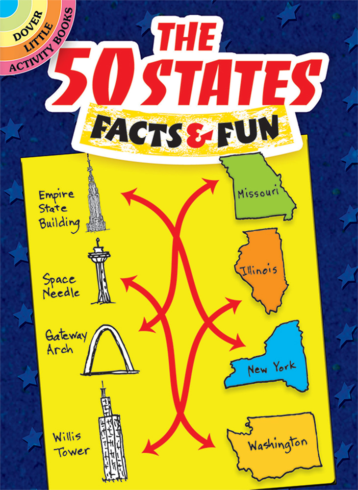 The 50 States: Facts & Fun