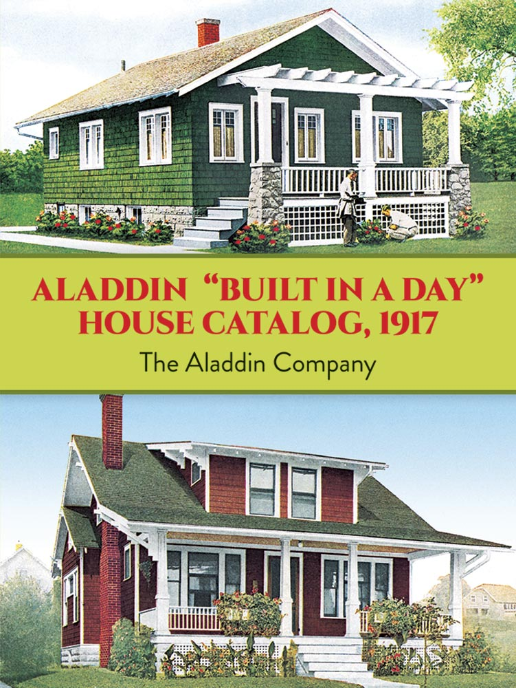 """Aladdin """"Built in a Day"""" House Catalog, 1917"""