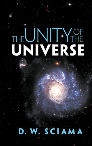 The Unity of the Universe (eBook)