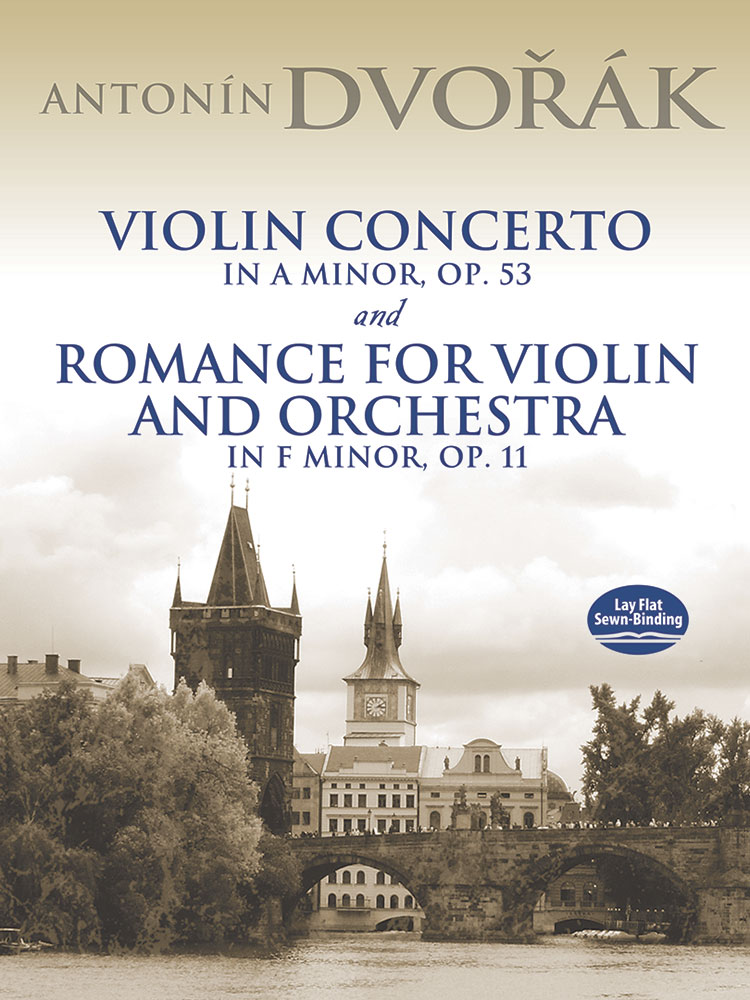 Violin Concerto in A Minor, Op. 53: and Romance for Violin and Orchestra in F Minor, Op. 11