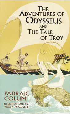 The Adventures of Odysseus and The Tale of Troy (eBook)