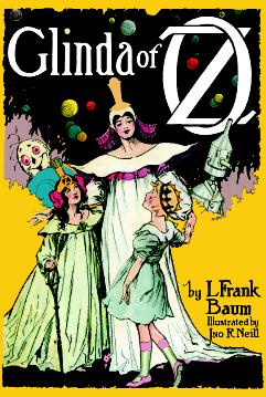 Glinda of Oz (eBook)