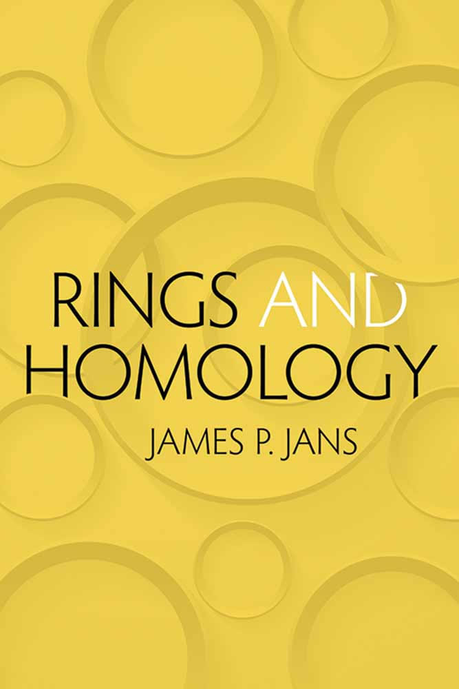 Rings and Homology