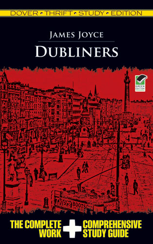 Dubliners Thrift Study Edition (eBook)