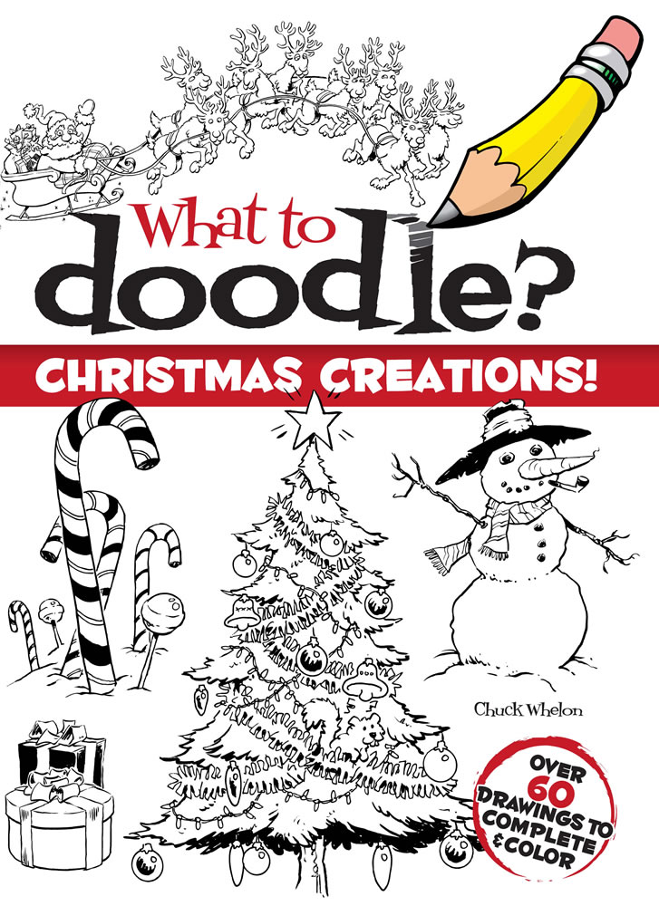 What to Doodle? Christmas Creations!