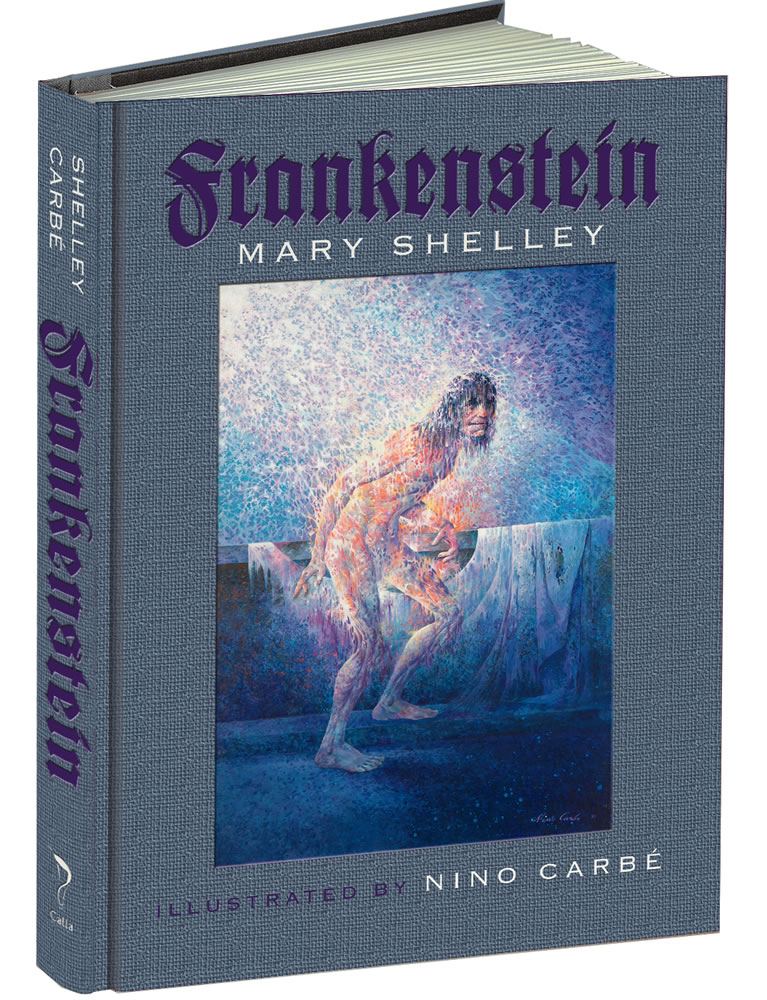 Frankenstein: Or, The Modern Prometheus (eBook)