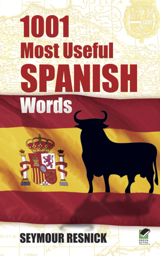 1001 Most Useful Spanish Words (eBook)