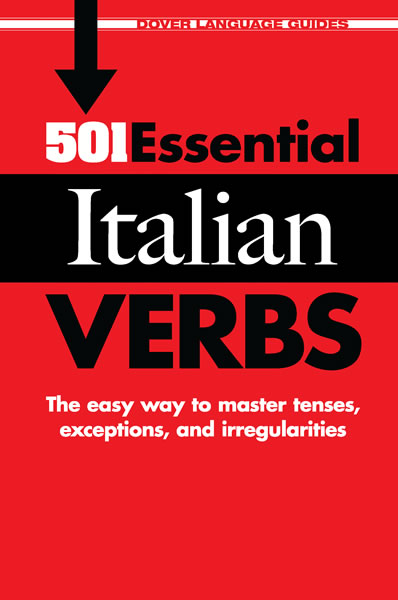 501 Essential Italian Verbs (eBook)