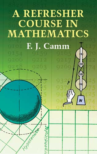 A Refresher Course in Mathematics (eBook)