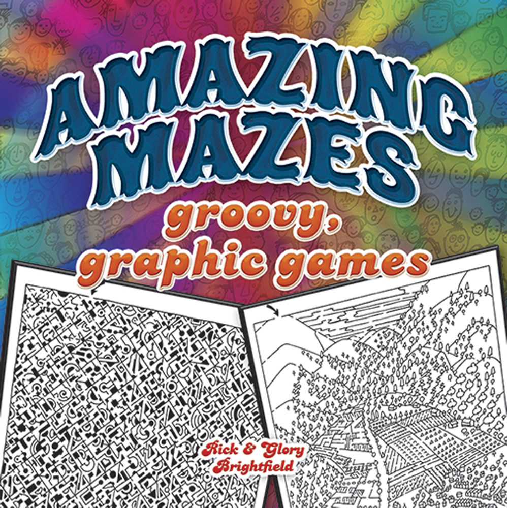 Amazing Mazes: groovy, graphic games