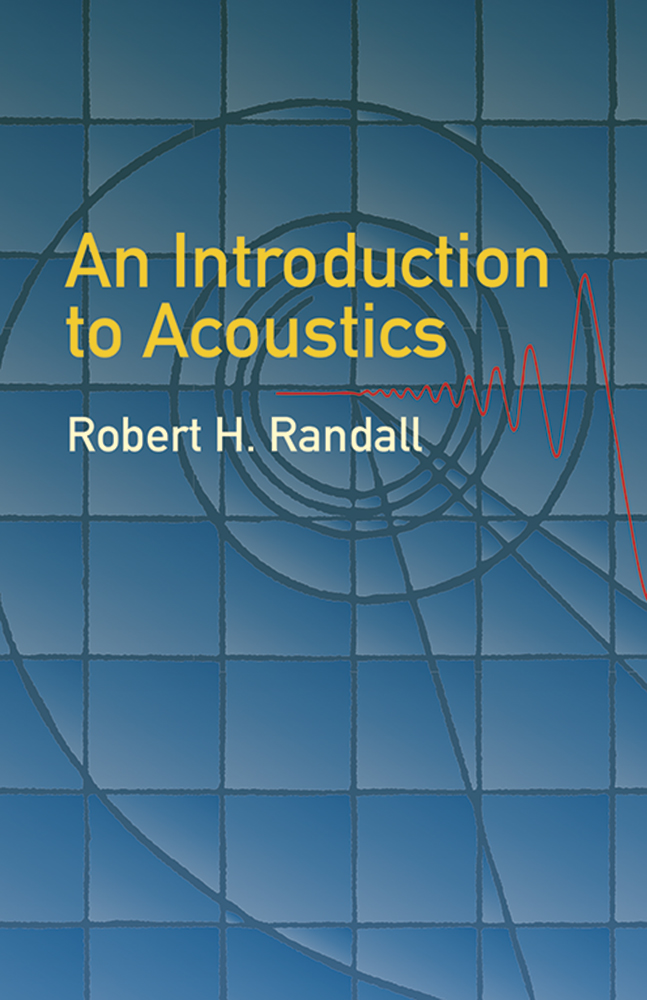 An Introduction to Acoustics