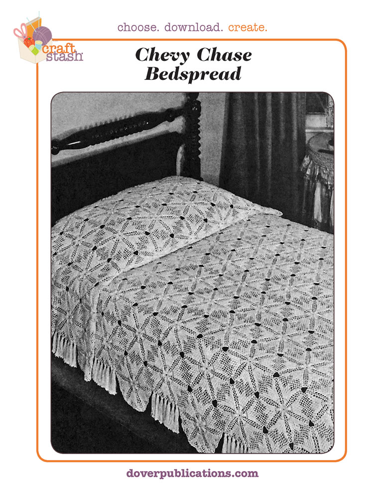 Chevy Chase Bedspread (digital pattern)