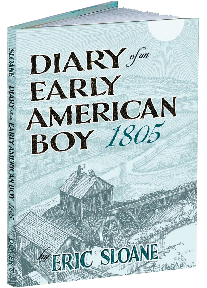 Diary of an Early American Boy: 1805
