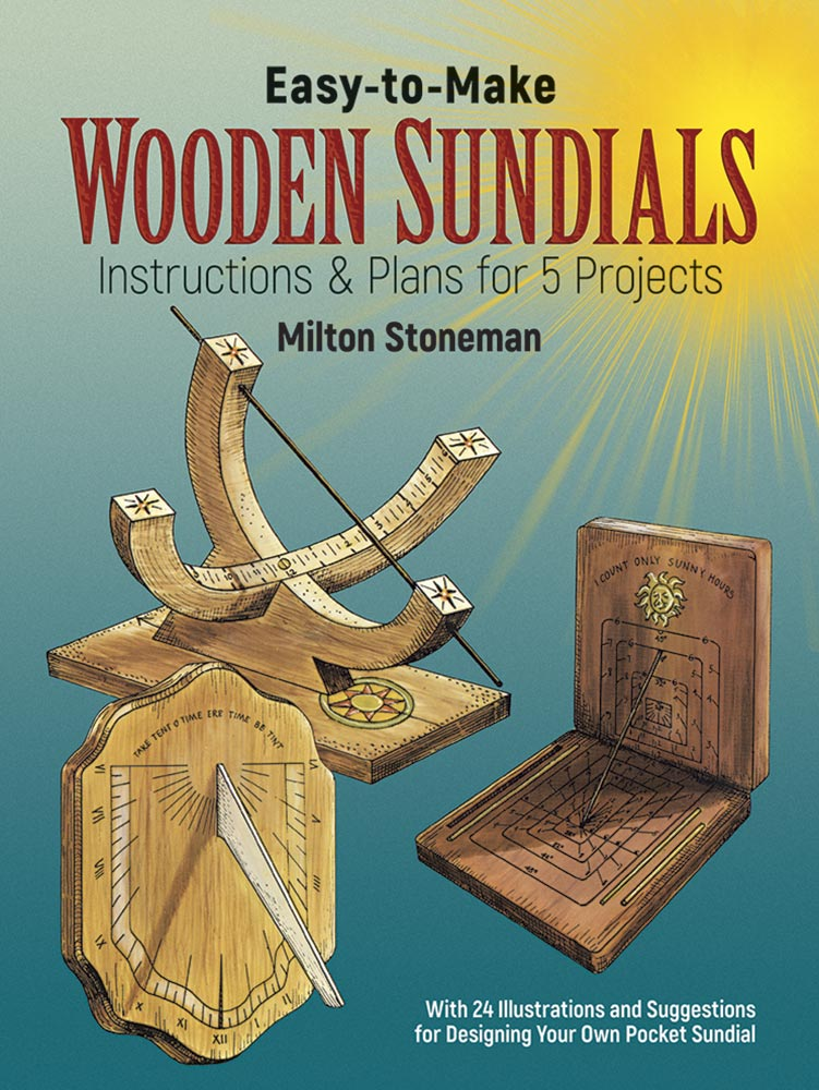 Easy-to-Make Wooden Sundials