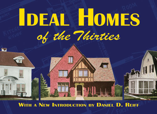 Ideal Homes of the Thirties (eBook)