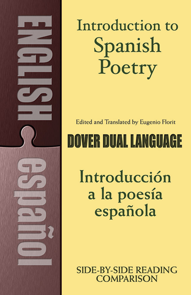 Introduction to Spanish Poetry: A Dual-Language Book