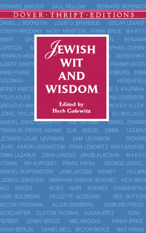 Jewish Wit and Wisdom (eBook)