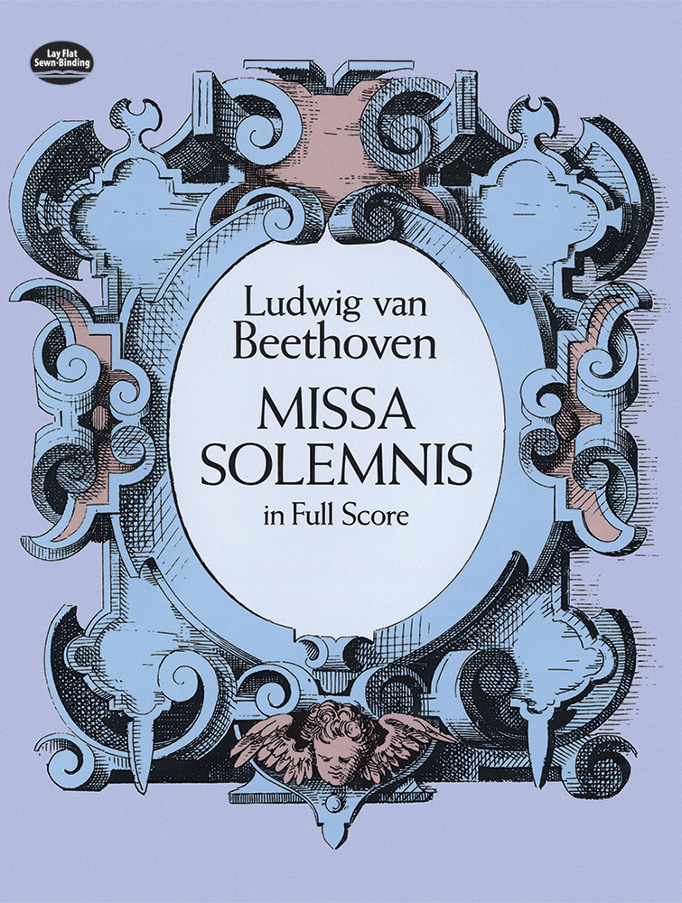 Missa Solemnis in Full Score