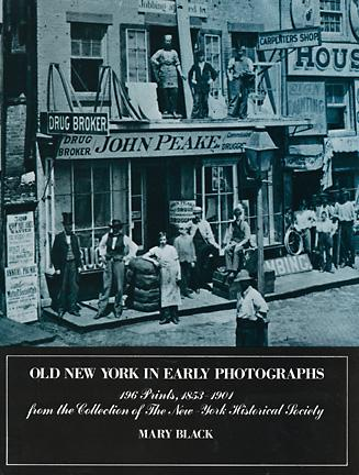 Old New York in Early Photographs (eBook)