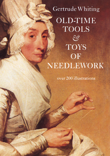 Old-Time Tools & Toys of Needlework (eBook)
