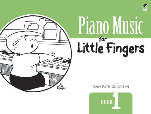 Piano Music for Little Fingers: Book 1 (eBook)