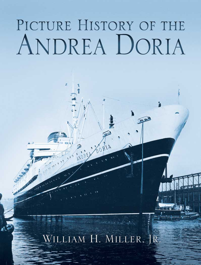 Picture History of the Andrea Doria (eBook)
