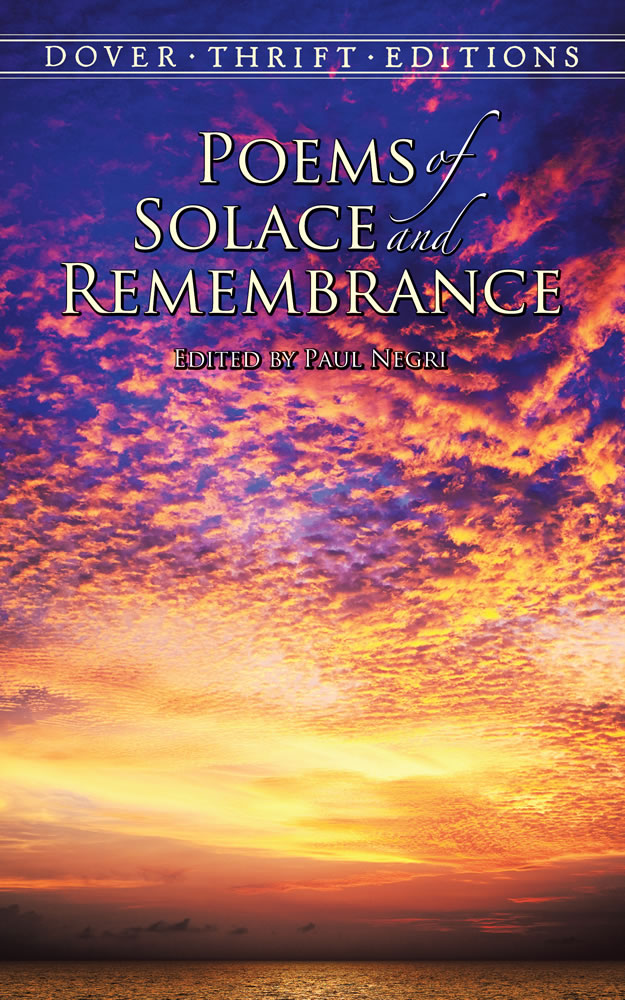 Poems of Solace and Remembrance (eBook)
