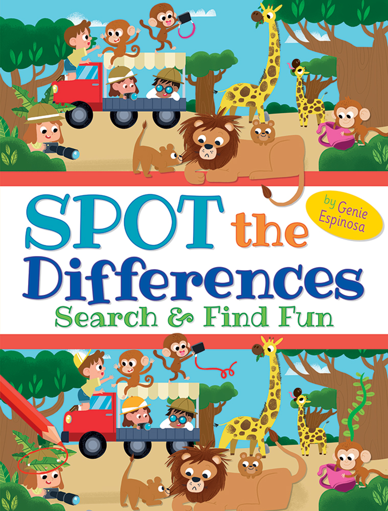 Spot the Differences: Search & Find Fun