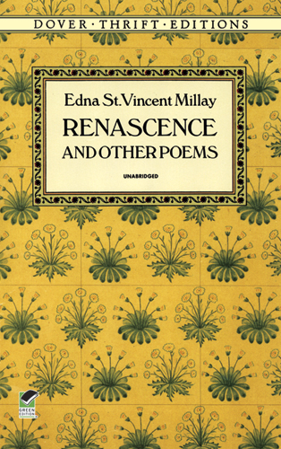 Renascence and Other Poems (eBook)