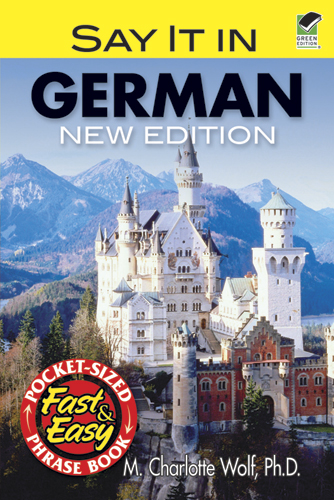 Say It in German: New Edition (eBook)