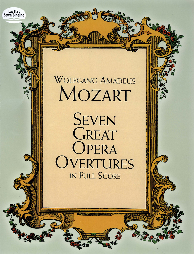 Seven Great Opera Overtures in Full Score