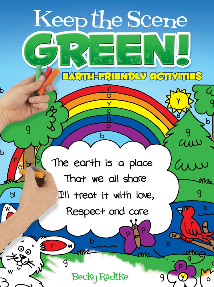 Keep the Scene Green!: Earth-Friendly Activities