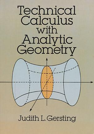 Technical Calculus with Analytic Geometry (eBook)