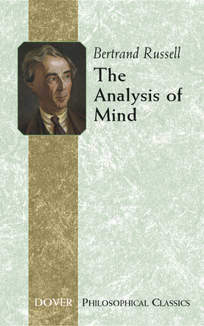 The Analysis of Mind (eBook)