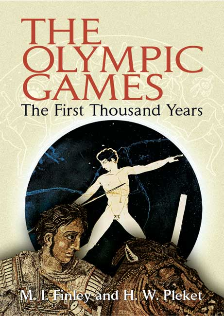 The Olympic Games: The First Thousand Years (eBook)